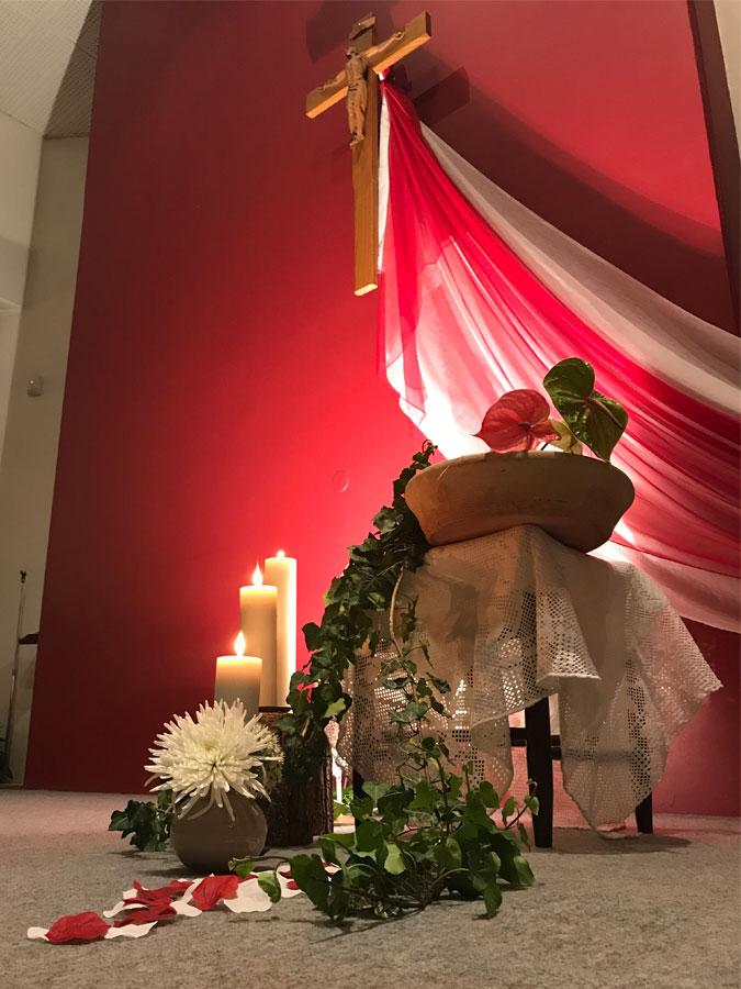 Fête du Sacré Cœur de Jésus du 08 juin 2018